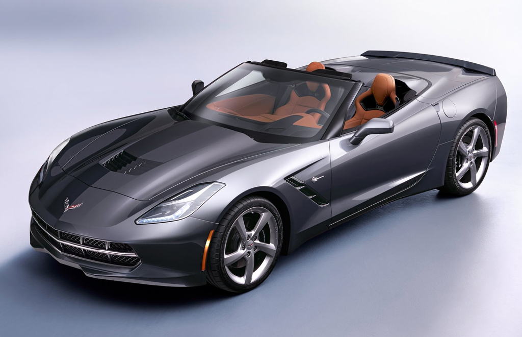 2019 Chevrolet Corvette C7 Stingray photo - 2