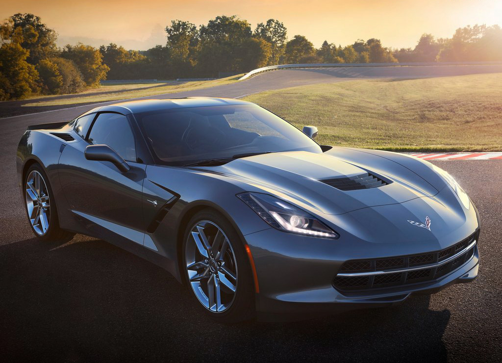 2019 Chevrolet Corvette C7 Stingray photo - 5