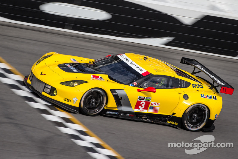 2019 Chevrolet Corvette Daytona Racecar photo - 1