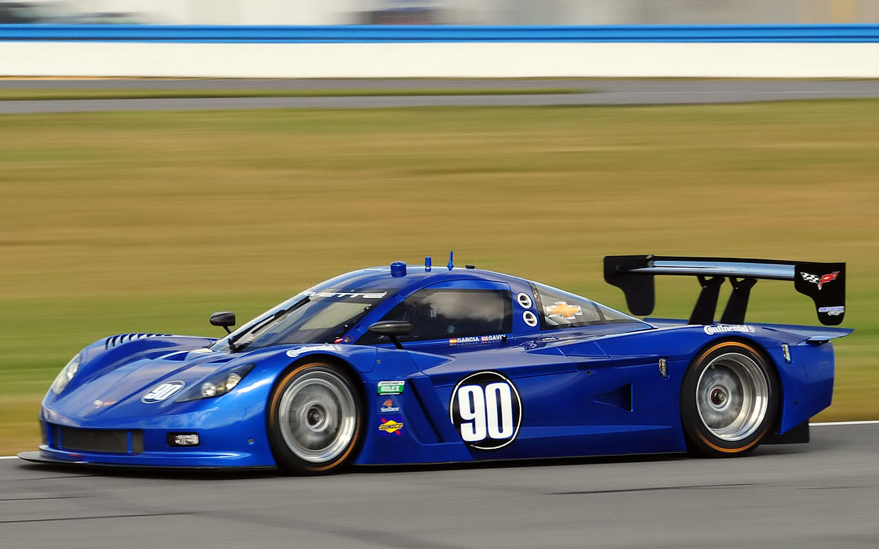 2019 Chevrolet Corvette Daytona Racecar photo - 2