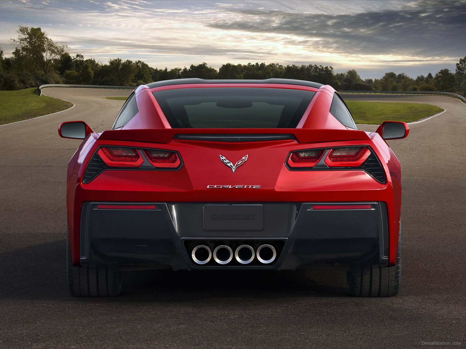 2019 Chevrolet Corvette GT1 photo - 6