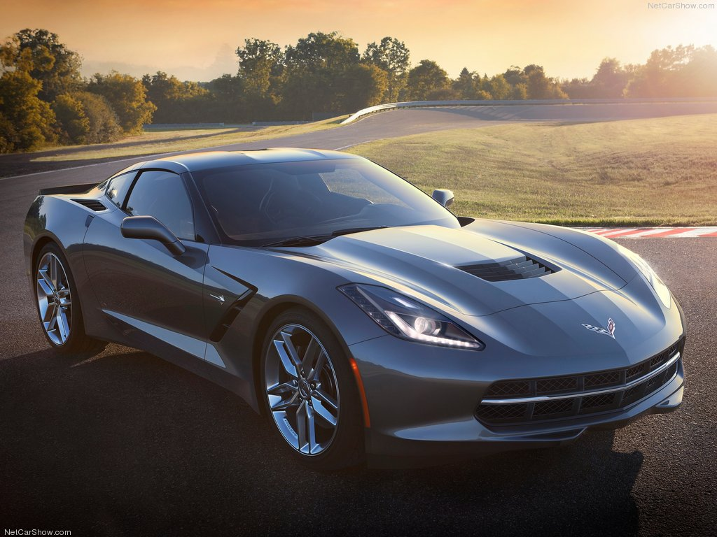 2019 Chevrolet Corvette Indy Concept Car photo - 4