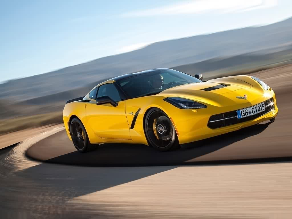 2019 Chevrolet Corvette Stingray Convertible EU Version photo - 1