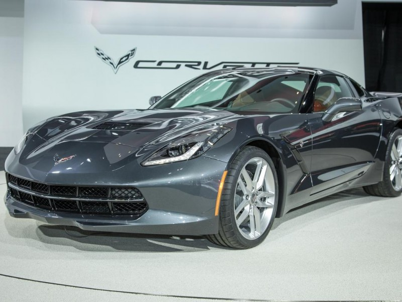 2019 Chevrolet Corvette Stingray Convertible EU Version photo - 6