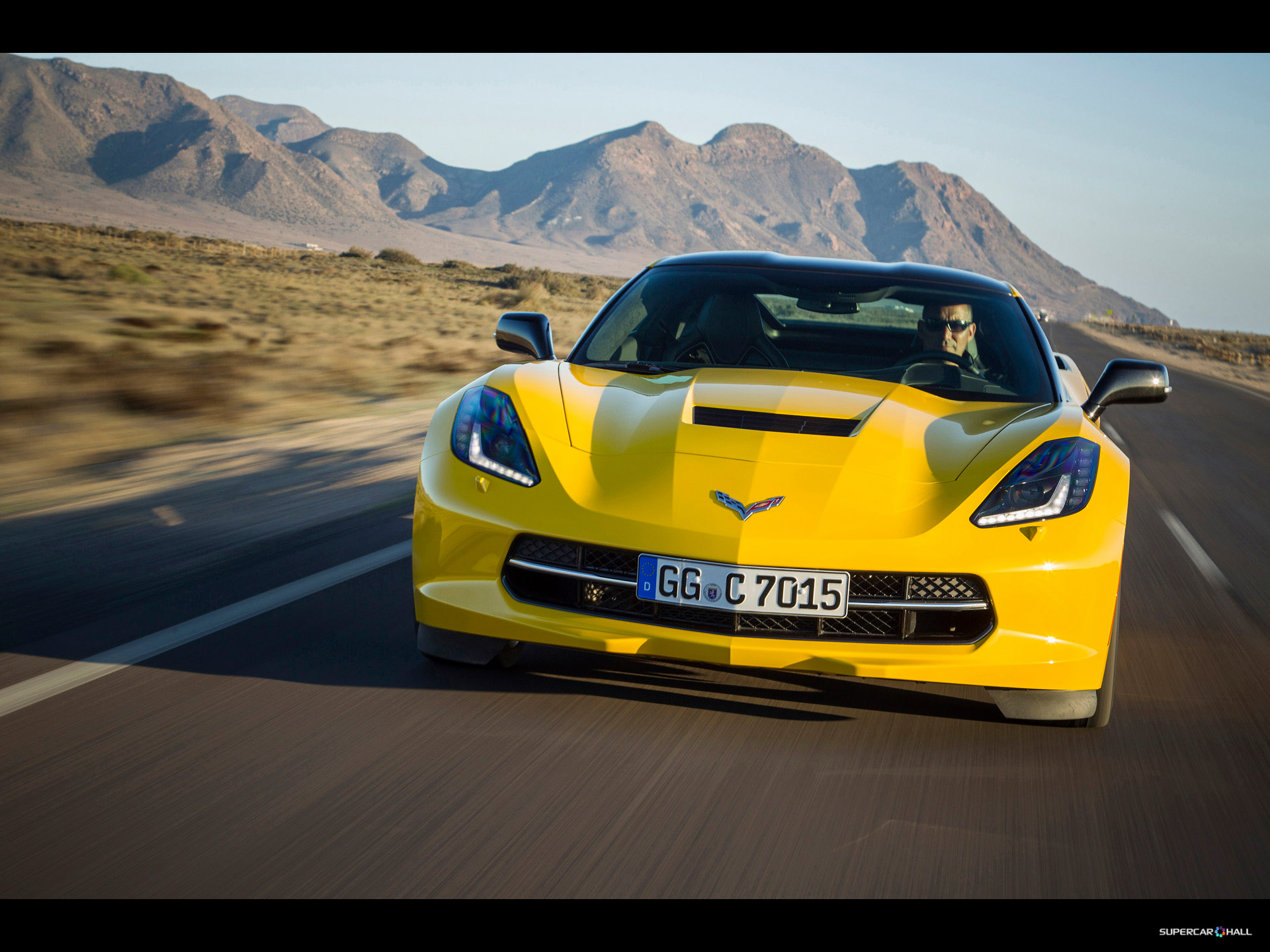 2019 Chevrolet Corvette Stingray EU Version photo - 1