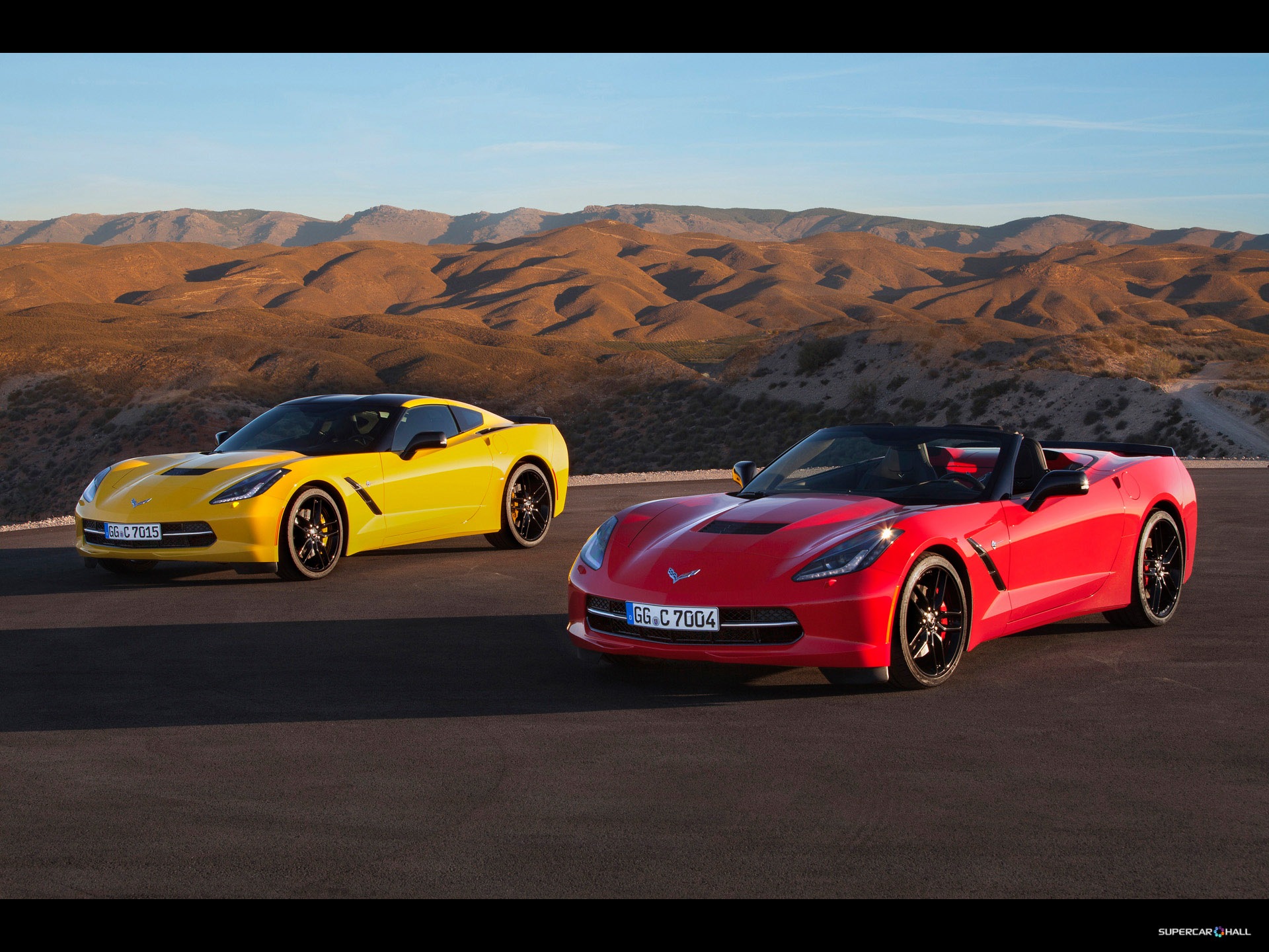 2019 Chevrolet Corvette Stingray EU Version photo - 2