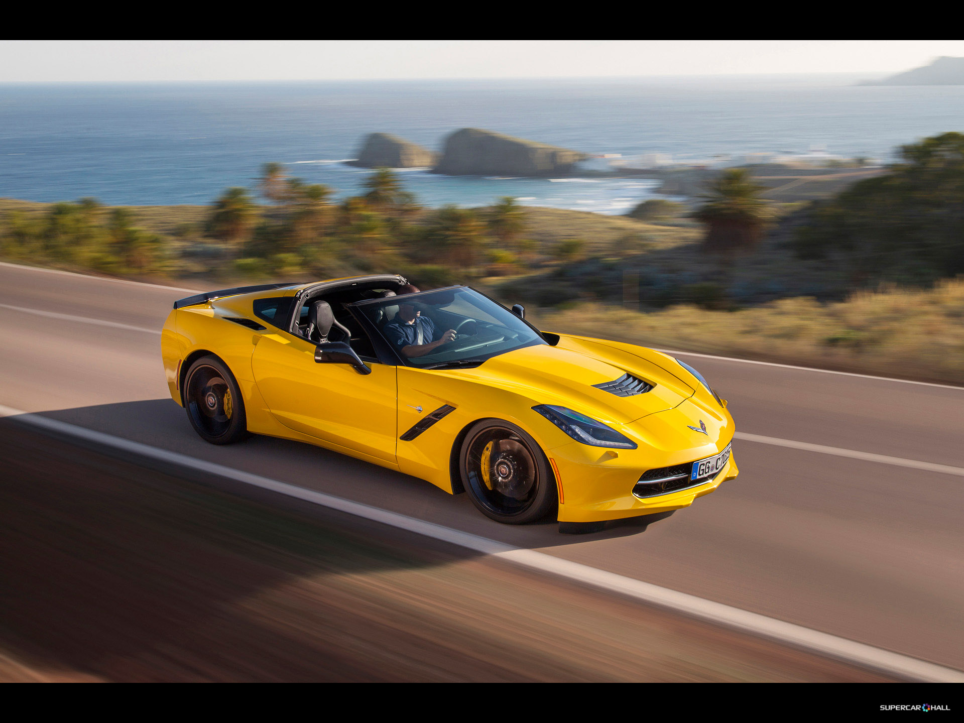 2019 Chevrolet Corvette Stingray EU Version photo - 4
