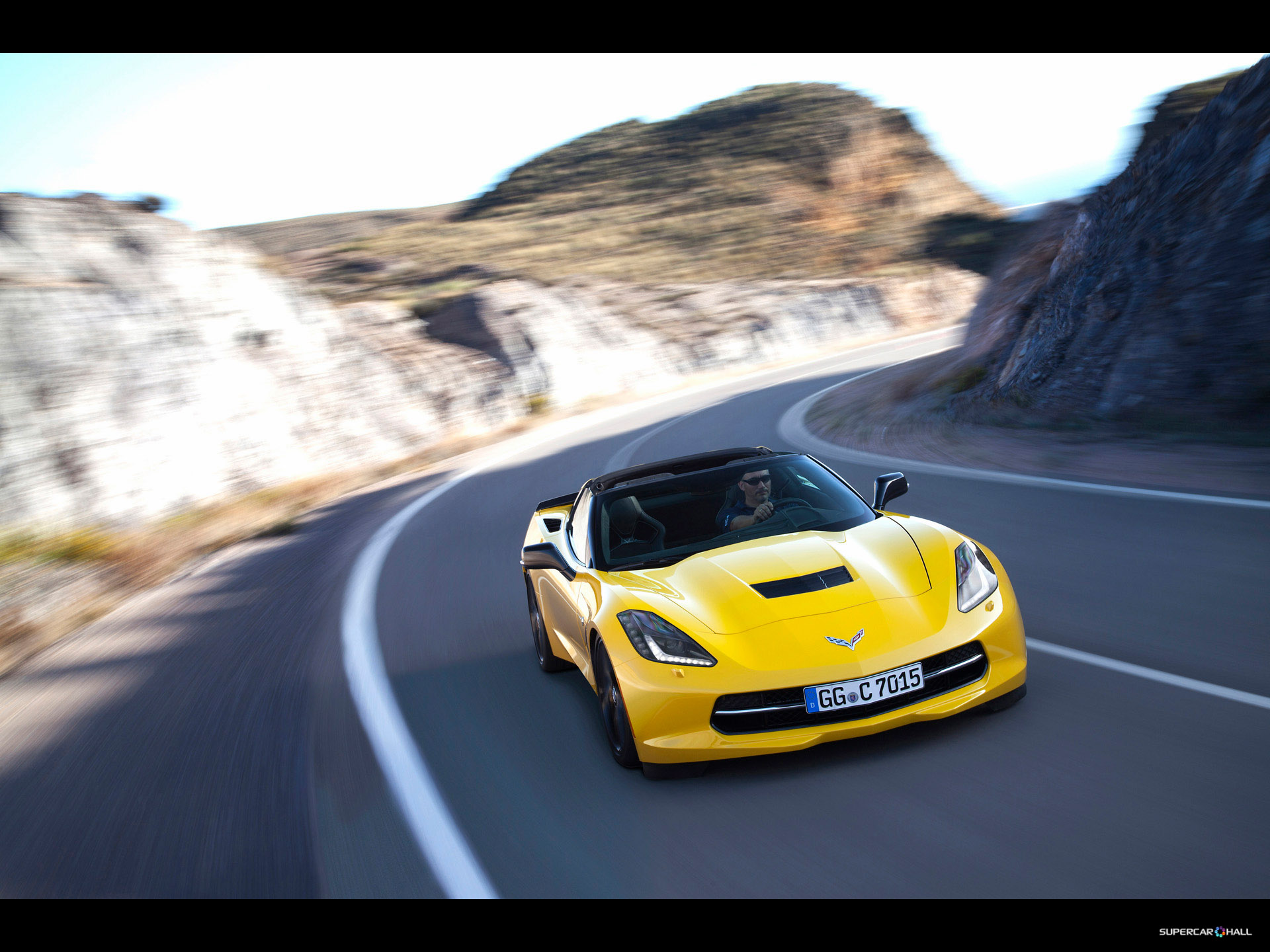 2019 Chevrolet Corvette Stingray EU Version photo - 5
