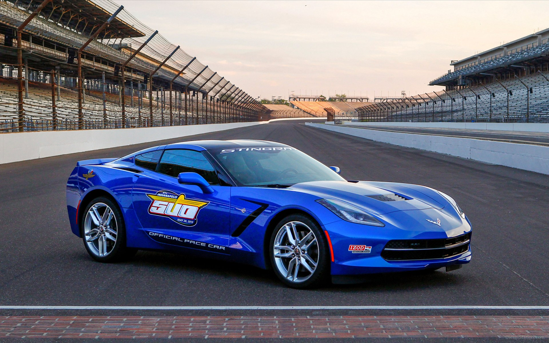 2019 Chevrolet Corvette Stingray Indy 500 Pace Car photo - 6