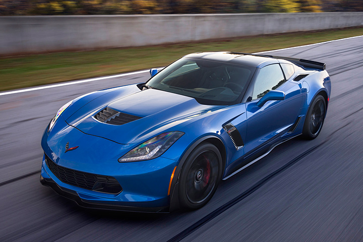 2019 Chevrolet Corvette Z06 photo - 3