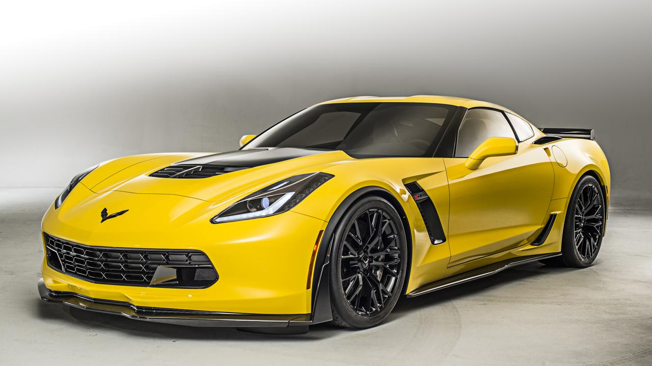 2019 Chevrolet Corvette Z06 photo - 4