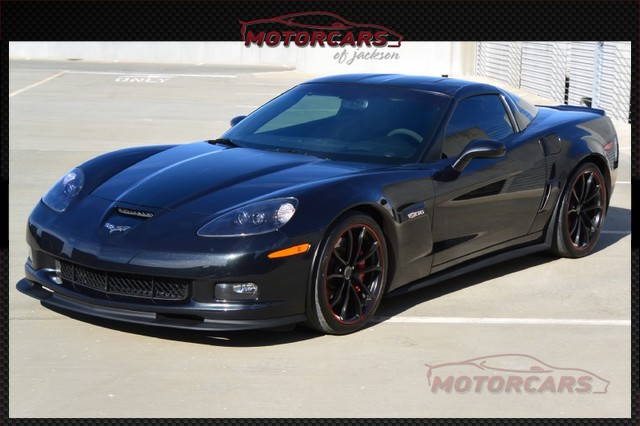 2019 Chevrolet Corvette Z06 Centennial Edition photo - 1