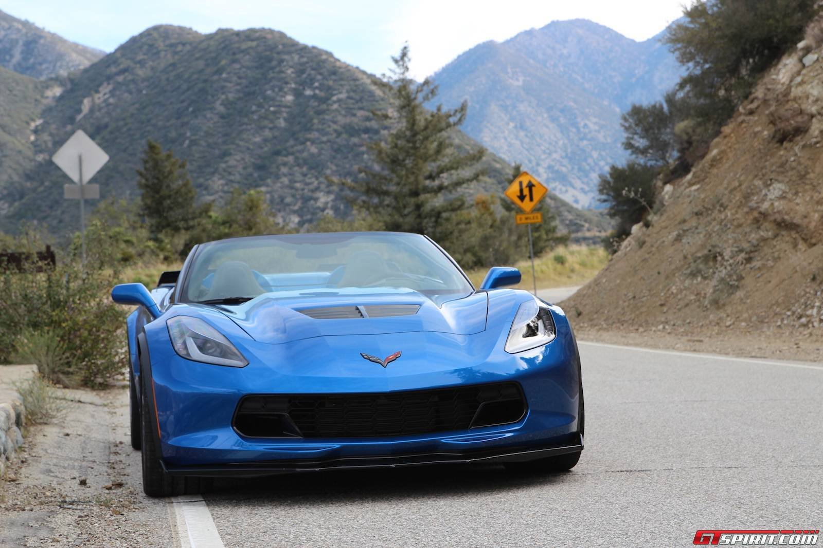 2019 Chevrolet Corvette Z06 Convertible photo - 4