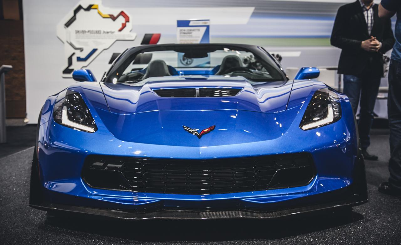 2019 Chevrolet Corvette Z06 Convertible photo - 6