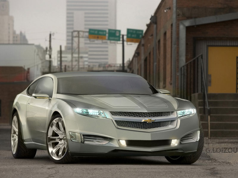 2019 Chevrolet Impala SS | Car Photos Catalog 2019
