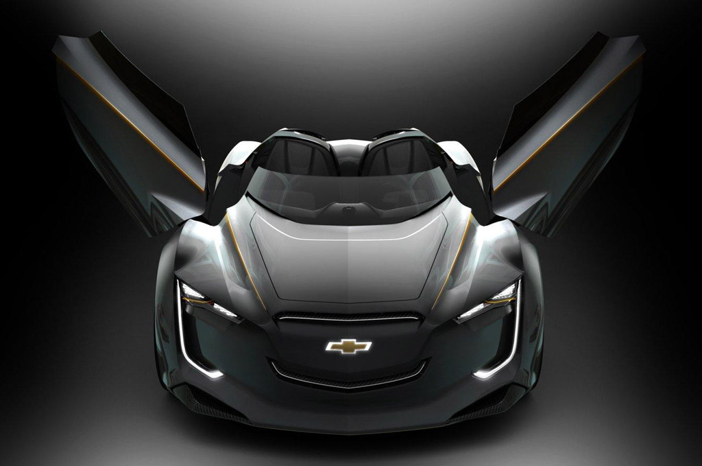 2019 Chevrolet Miray Concept photo - 1