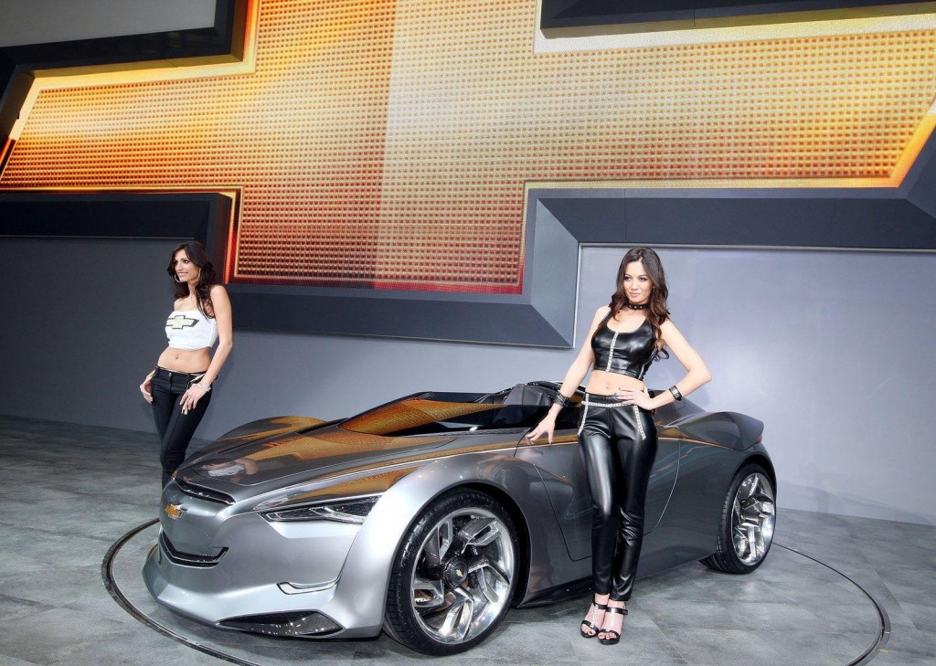 2019 Chevrolet Miray Concept photo - 2