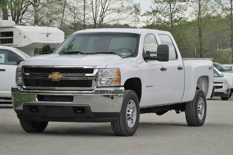 2019 Chevrolet Silverado HD photo - 2
