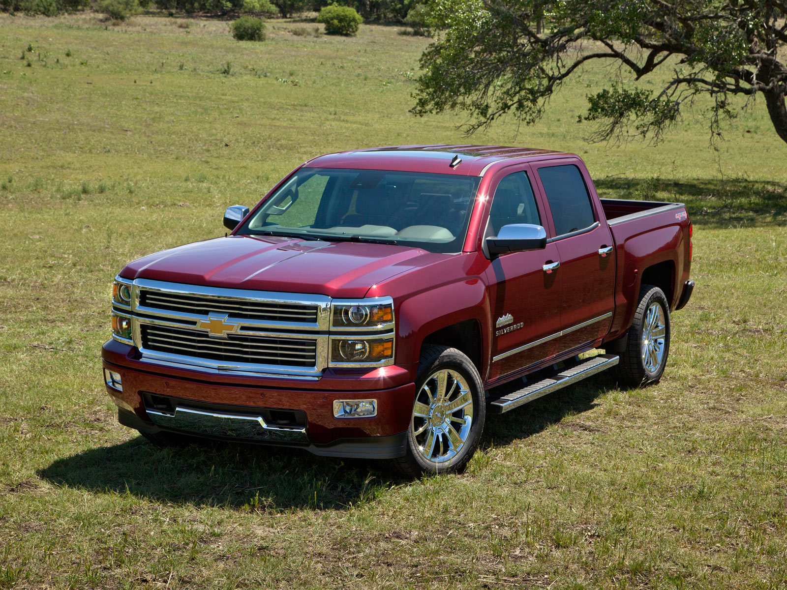 2019 Chevrolet Silverado HD photo - 5