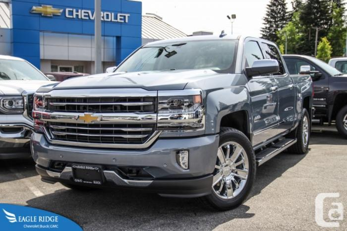 2019 Chevrolet Silverado High Country photo - 2