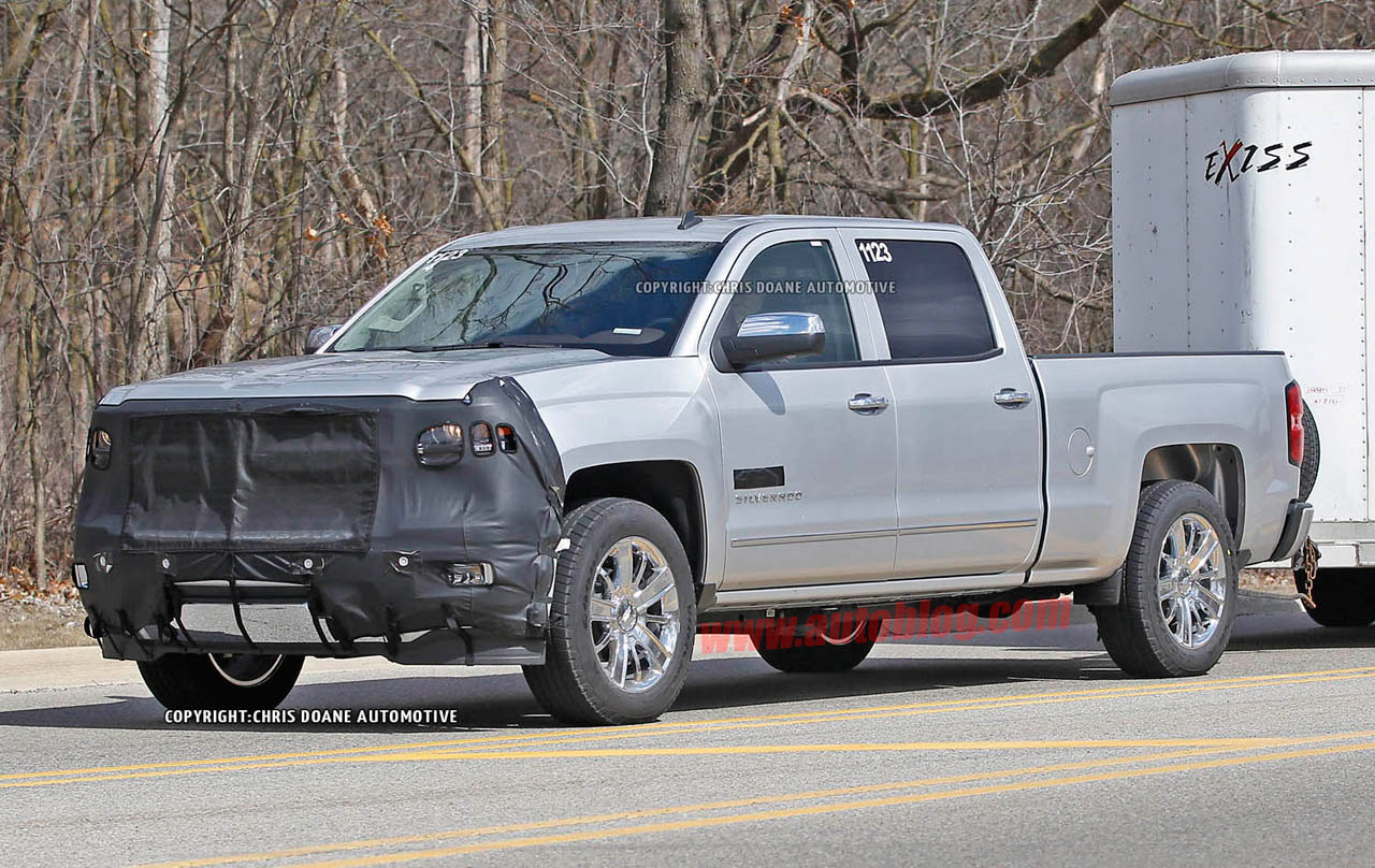 2019 Chevrolet Silverado High Country photo - 4