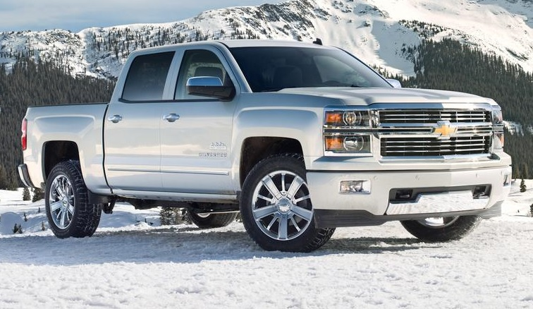 2019 Chevrolet Silverado High Country HD photo - 2