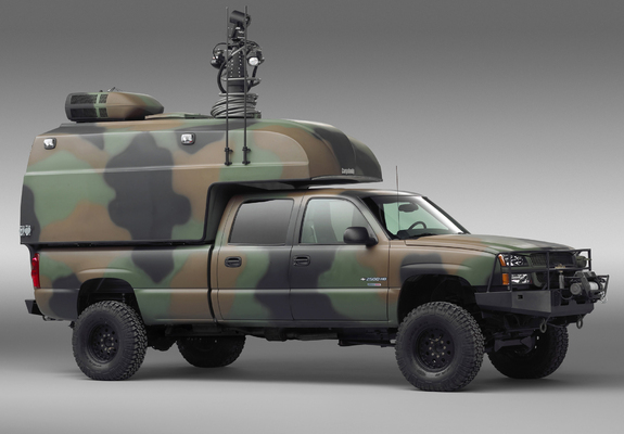 2019 Chevrolet Silverado Hydrogen Military Vehicle photo - 4