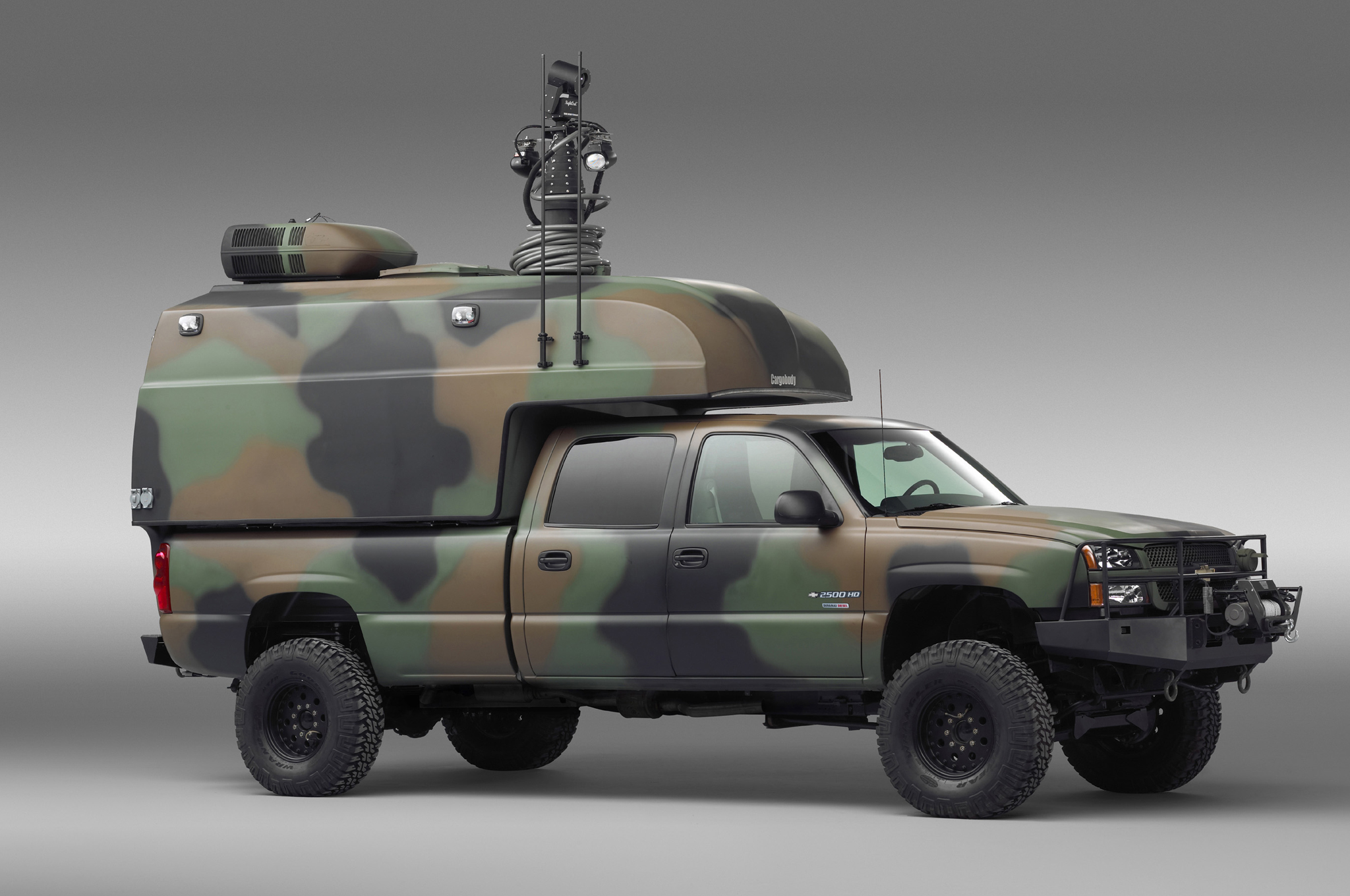2019 Chevrolet Silverado Hydrogen Military Vehicle photo - 5