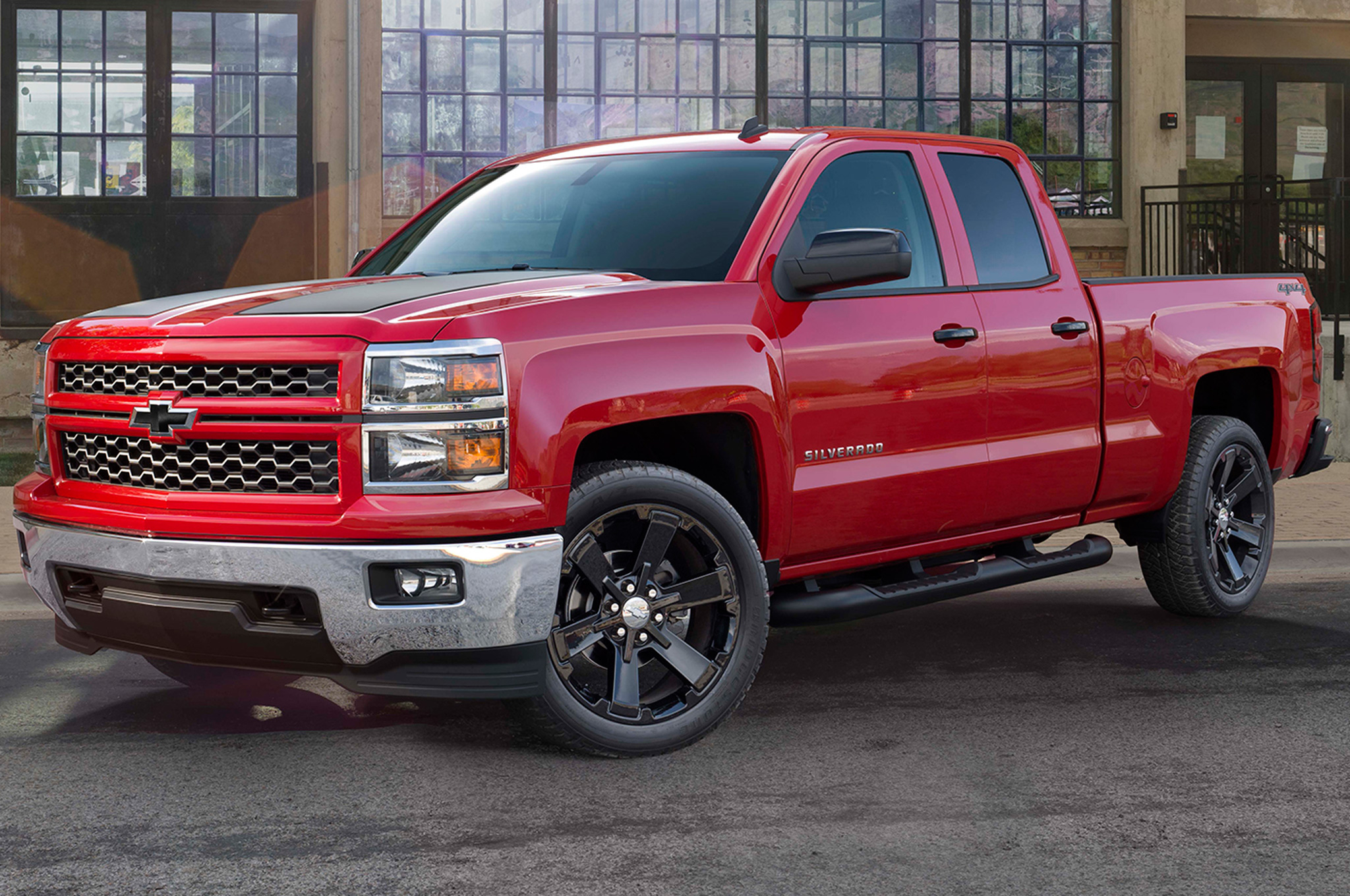 2019 Chevrolet Silverado Midnight Edition photo - 1