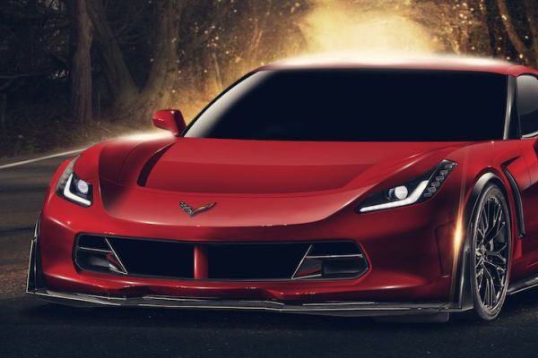 2019 Chevrolet SS Concept photo - 1