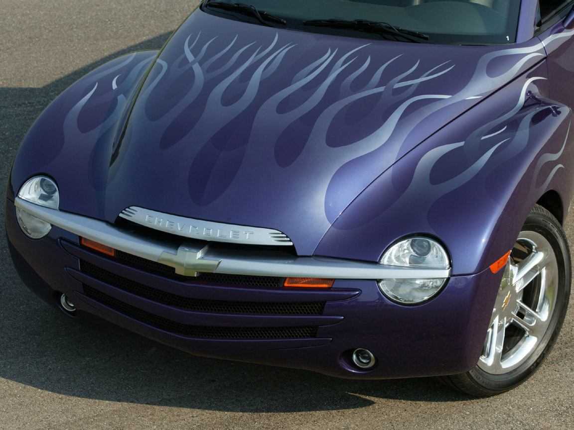 2019 Chevrolet SSR Indy 500 Pace Vehicle photo - 1