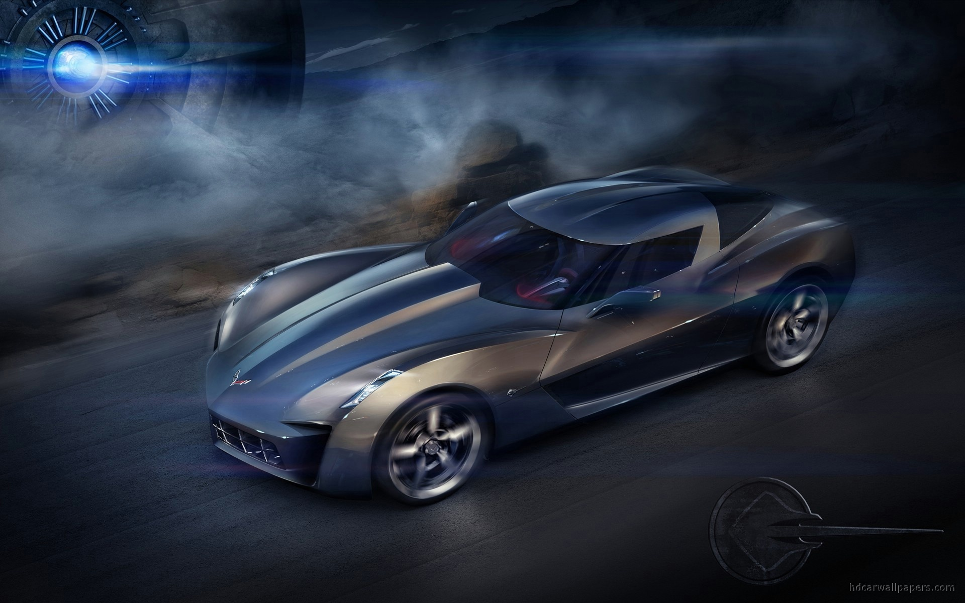 2019 Chevrolet Stingray Concept photo - 2