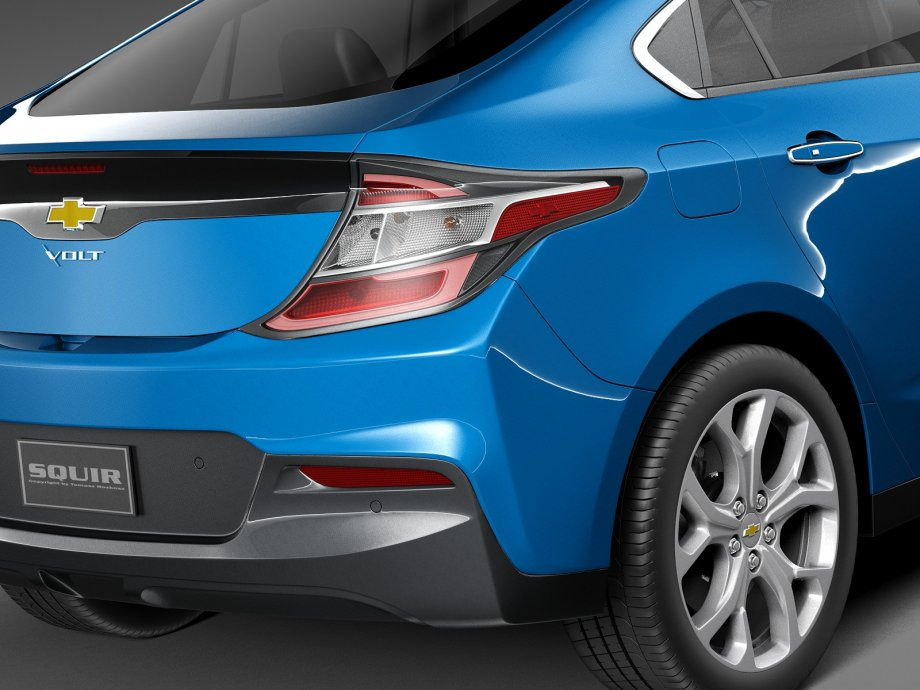 2019 Chevrolet Volt photo - 3