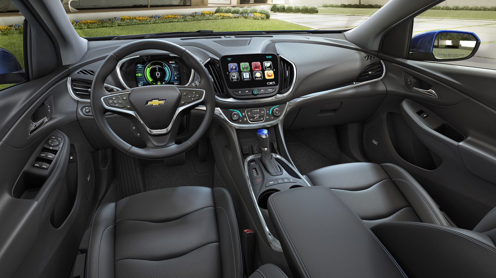 2019 Chevrolet Volt Concept photo - 5