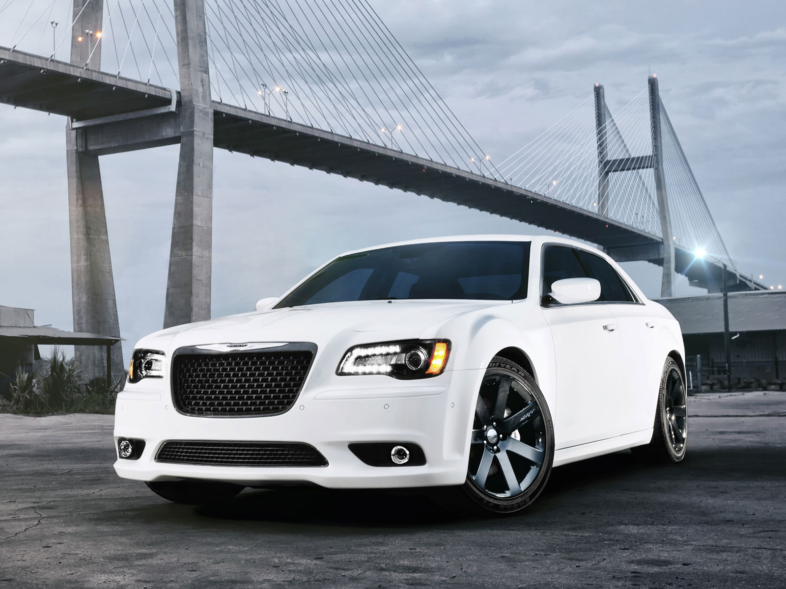 2019 Chrysler 300 Glacier photo - 1