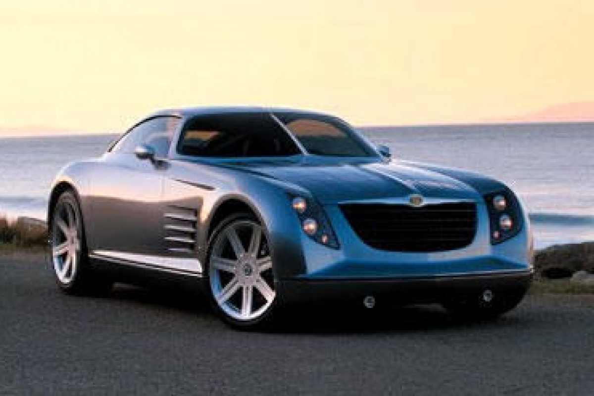 2019 Chrysler Crossfire Concept photo - 1