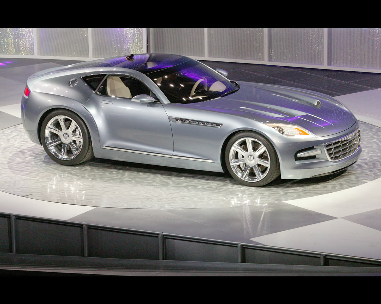 2019 Chrysler Firepower Concept photo - 1