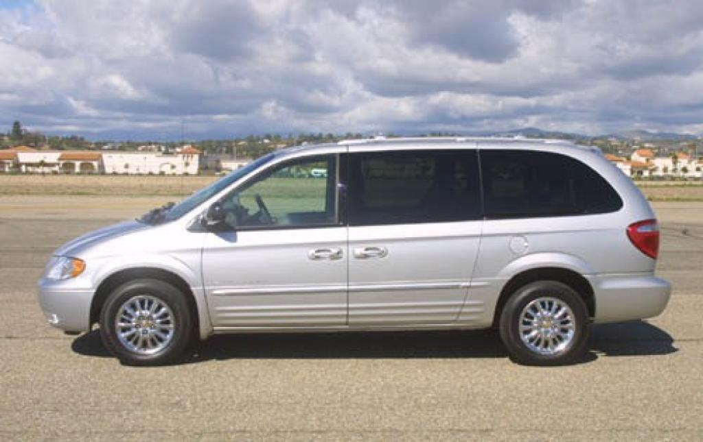 2019 Chrysler Town and Country S photo - 6