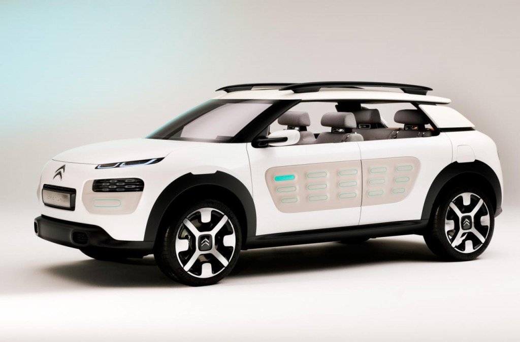 2019 Citroen C Cactus Concept photo - 5