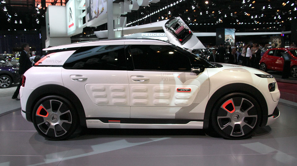 2019 Citroen C Cactus Concept photo - 6