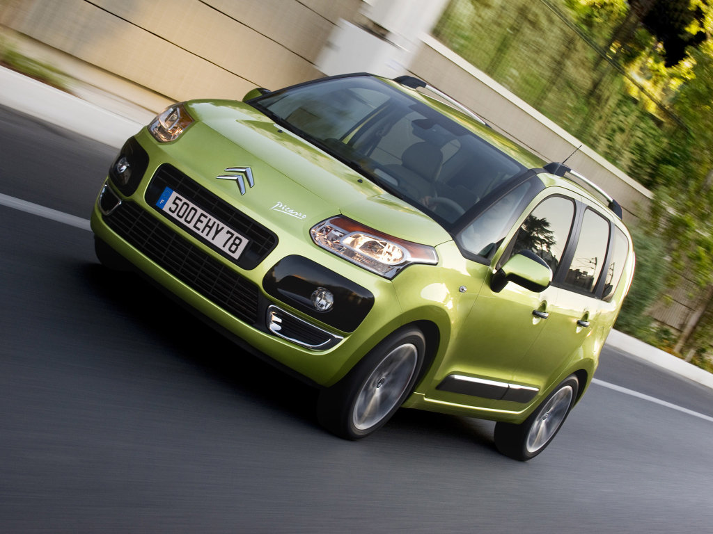 2019 Citroen C3 Picasso photo - 3