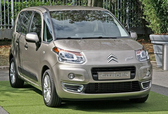 2019 Citroen C3 Picasso photo - 4