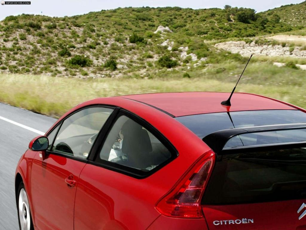 2019 Citroen C4 Coupe with Panoramic Sunroof photo - 5