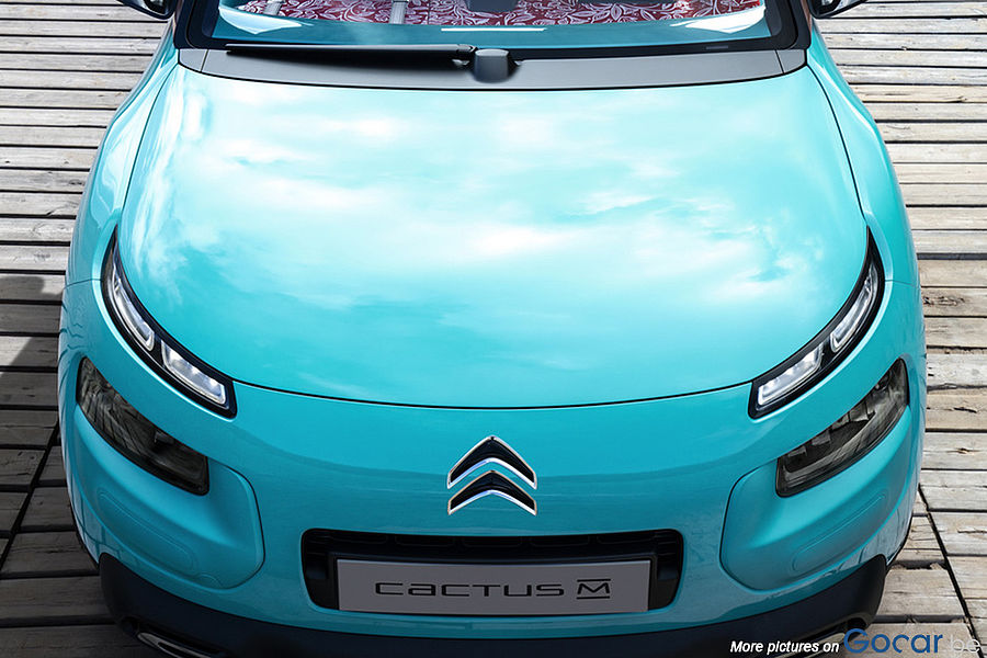 2019 Citroen Cactus Concept photo - 1