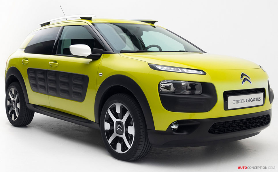 2019 Citroen Cactus Concept photo - 6