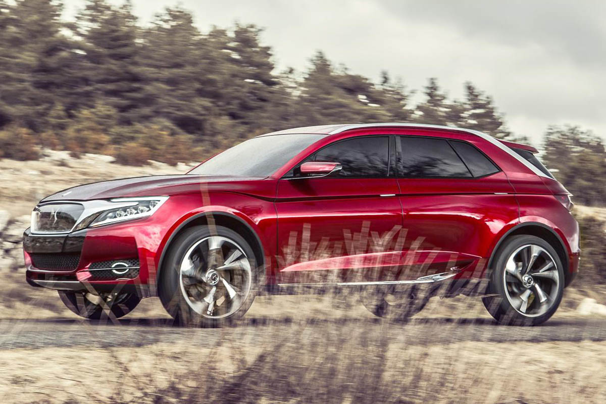2019 Citroen DS Wild Rubis Concept photo - 4