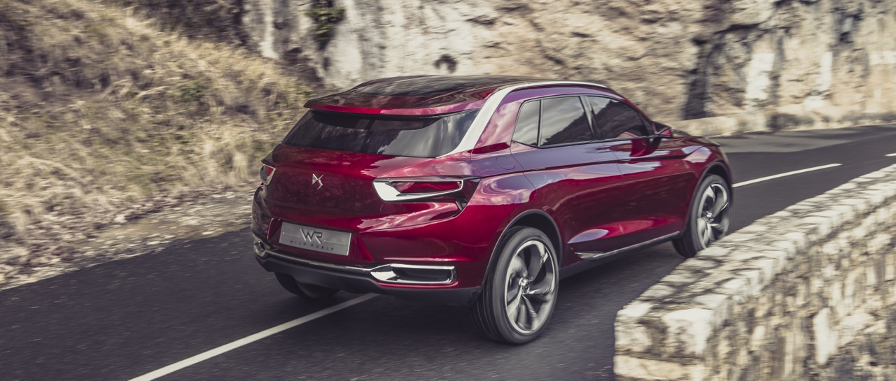 2019 Citroen DS Wild Rubis Concept photo - 5