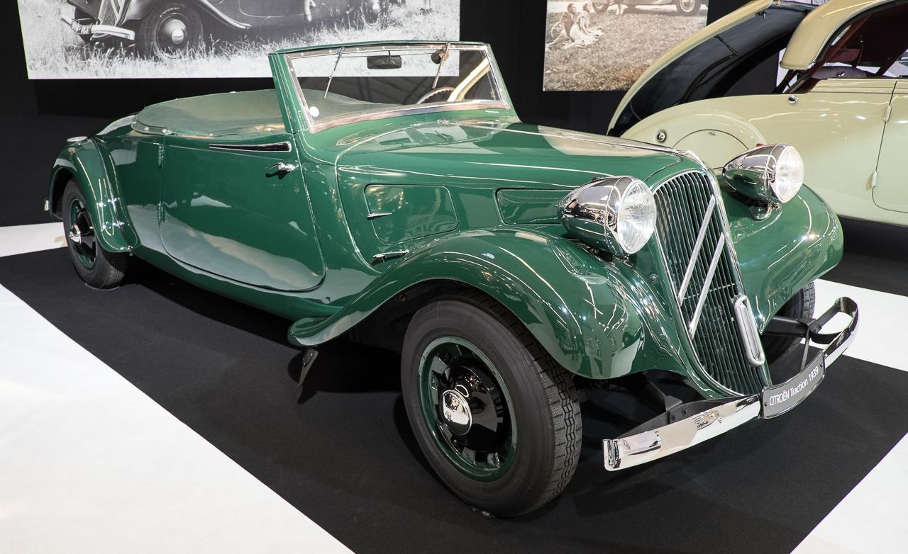 2019 Citroen Traction Avant 11B Cabrio photo - 5