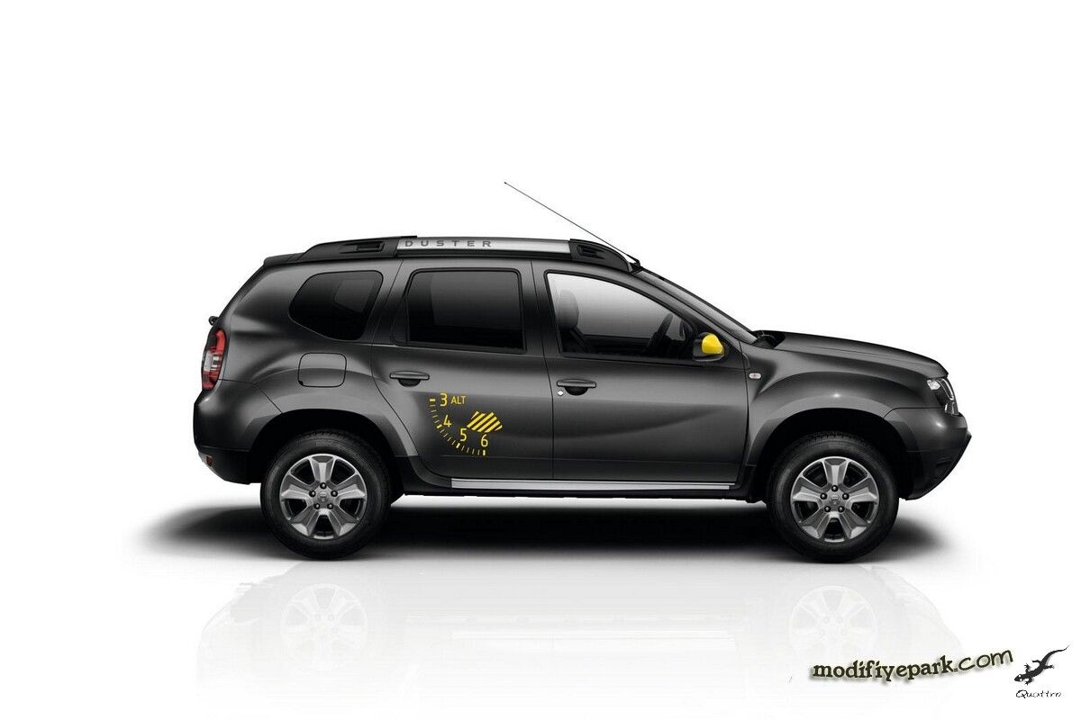 2019 Dacia Duster photo - 1