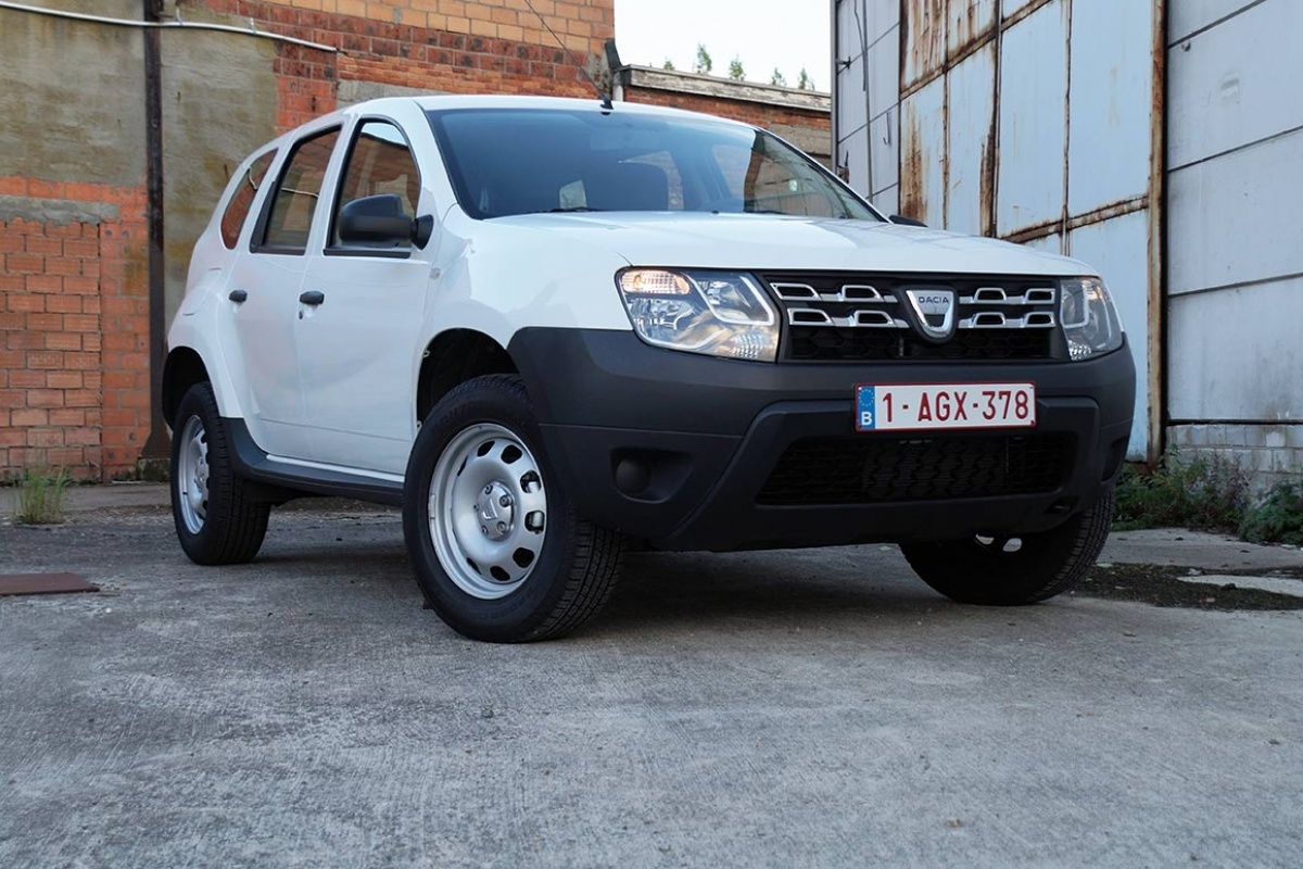 2019 Dacia Duster photo - 5